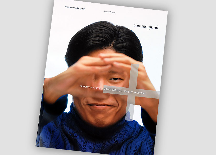 Commonfund Capital Annual Report Cover