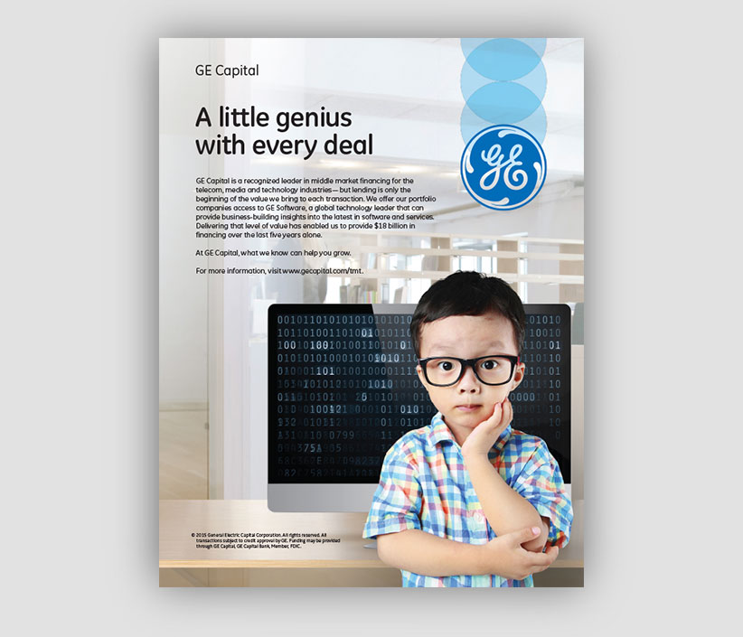 What services does GE Capital provide?